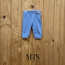 Pantalón felpa básico