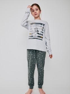 Pijama niña mayor Best versión