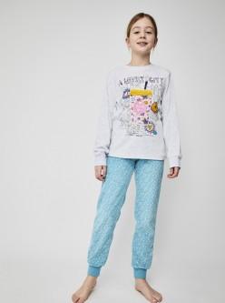 Pijama niña mayor a lovely City