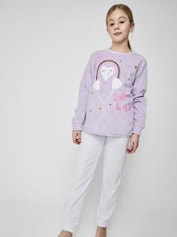 Pijama niña mayor listen to you
