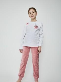Pijama niña mayor Good night